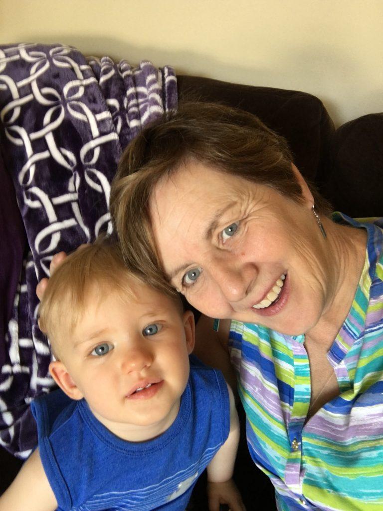 Emmett & Grandma 2017