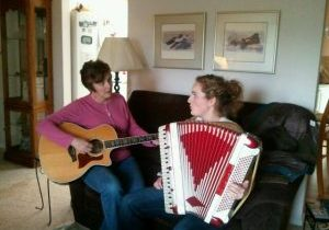 Mother Daughter music.